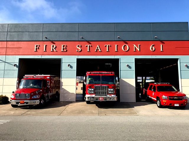 Fire Stations City Of South San Francisco