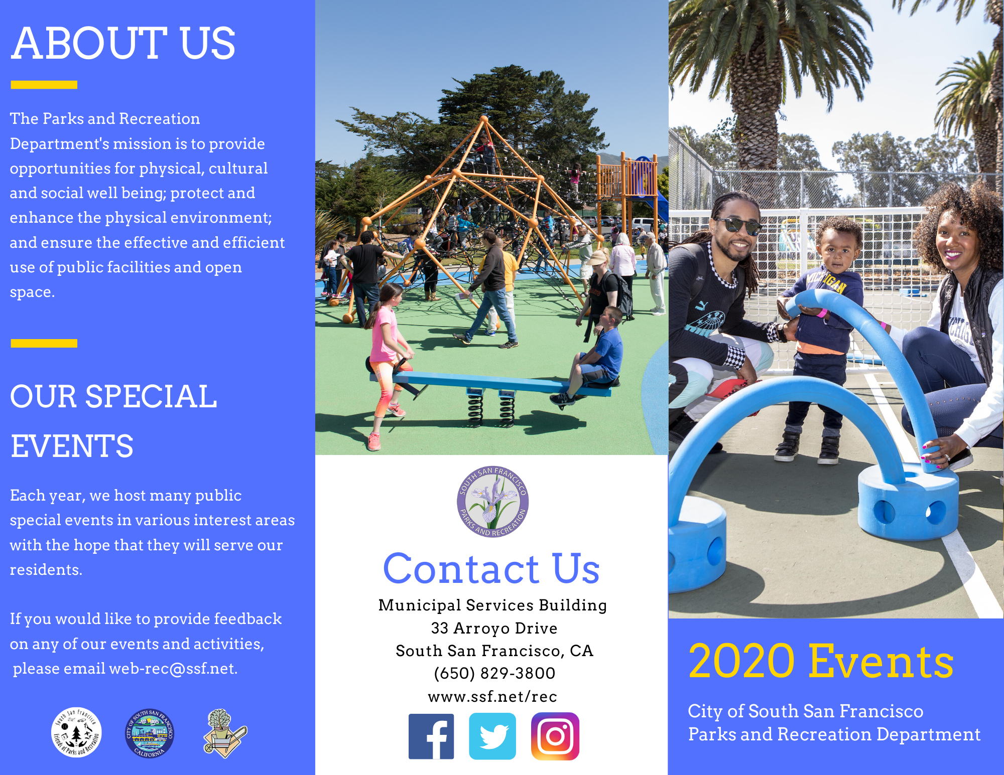 Ssf Halloween Party 2020 Dates Events | City of South San Francisco