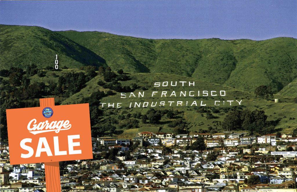 Citywide Garage Sale | City of South San Francisco