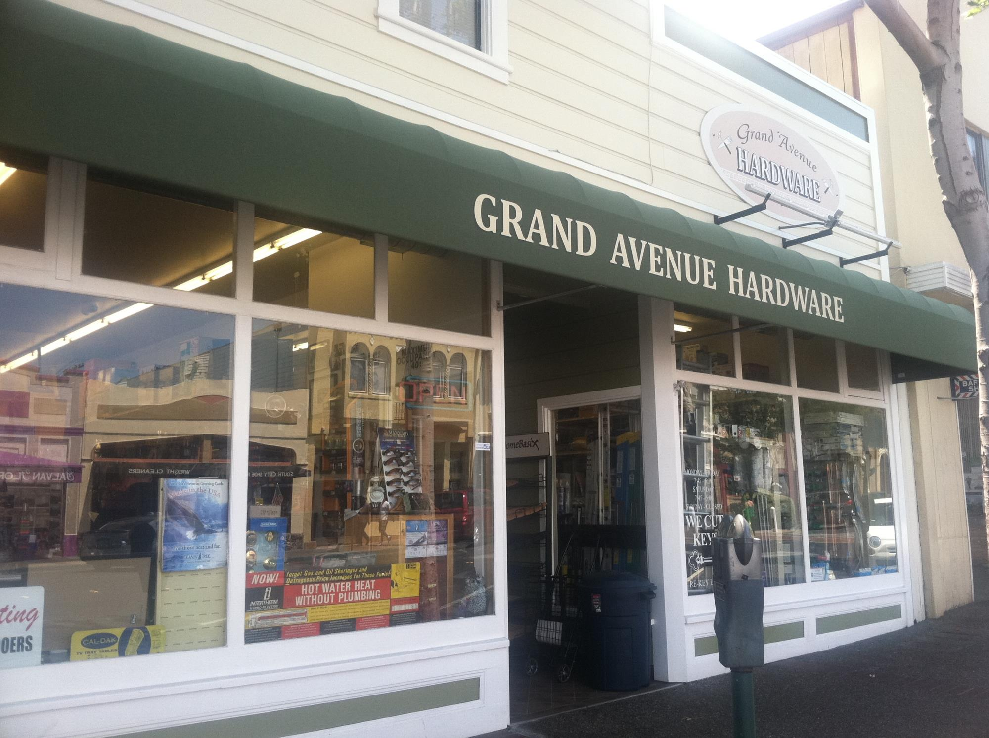 grand ave hardware
