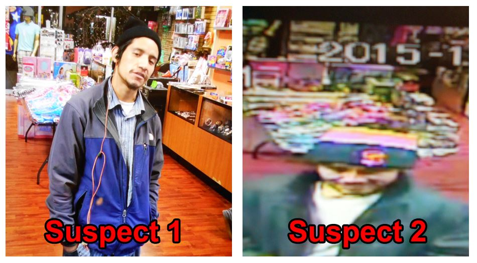 Fraud Suspects
